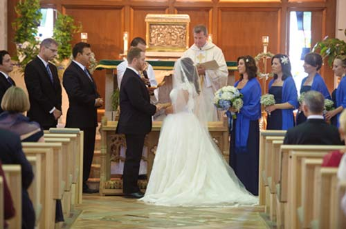 Marriage Saint John The Evangelist Catholic Church