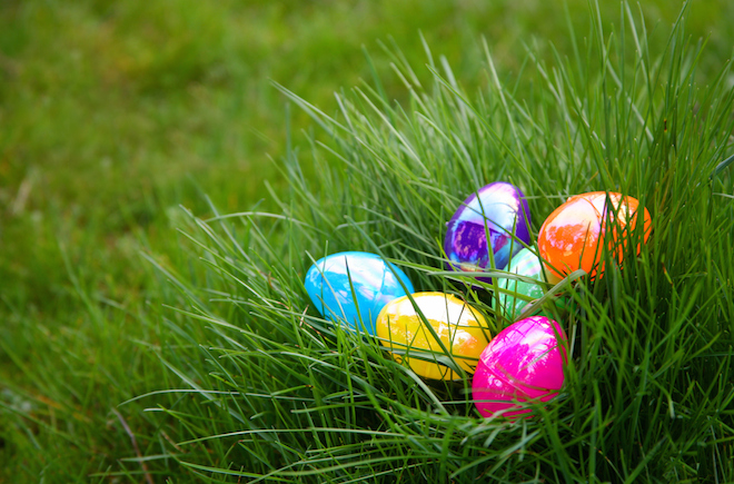 2018 Easter Egg Hunt it On!