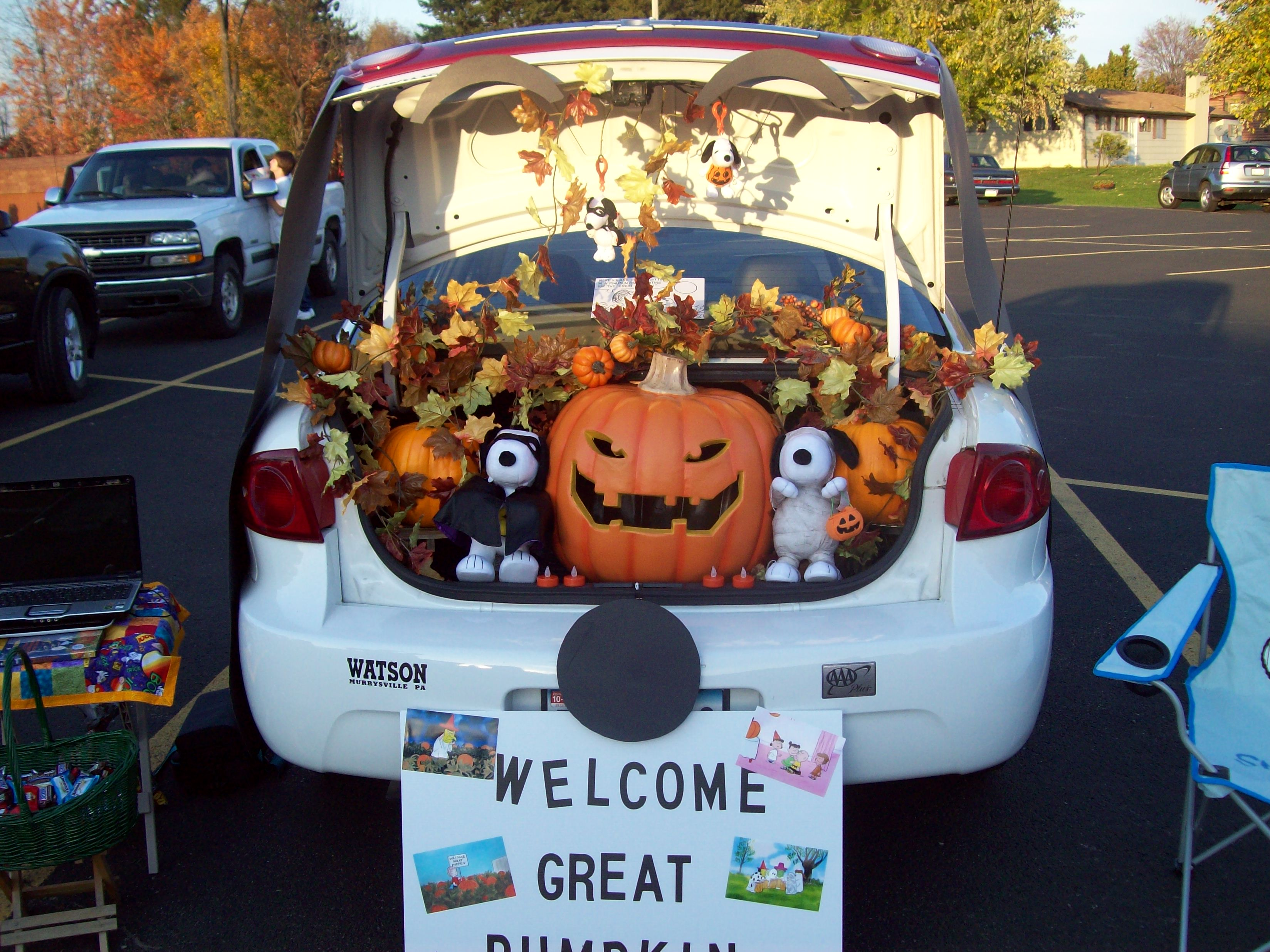 Trunk-or-Treat! Dress Up Your Vehicle and Yourself – Saint John ...