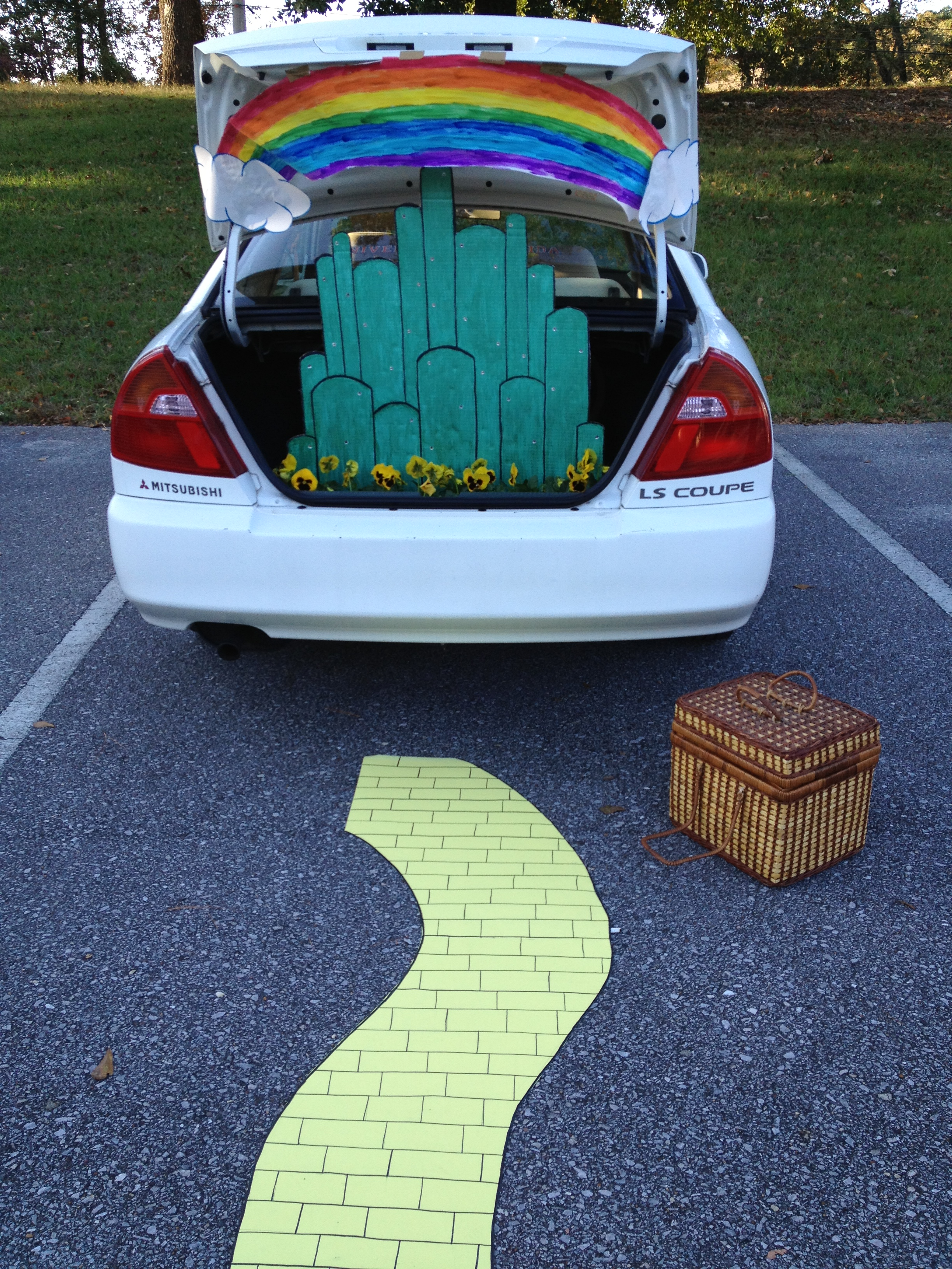 Trunk-or-Treat! Dress Up Your Vehicle and Yourself – Saint John The ...