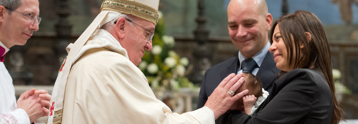 Pope Francis' Joy of Love Builds the Future of Family for the Catholic Church