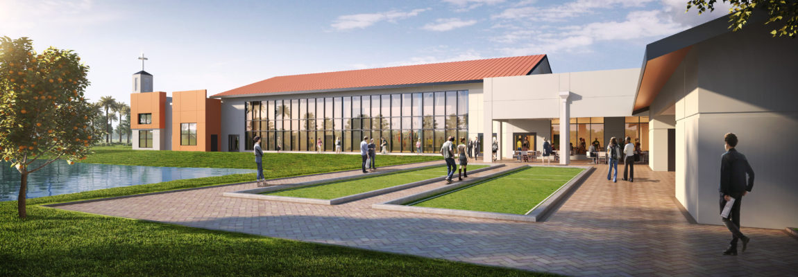 Final Design Drawings of the Pulte Family Life Center