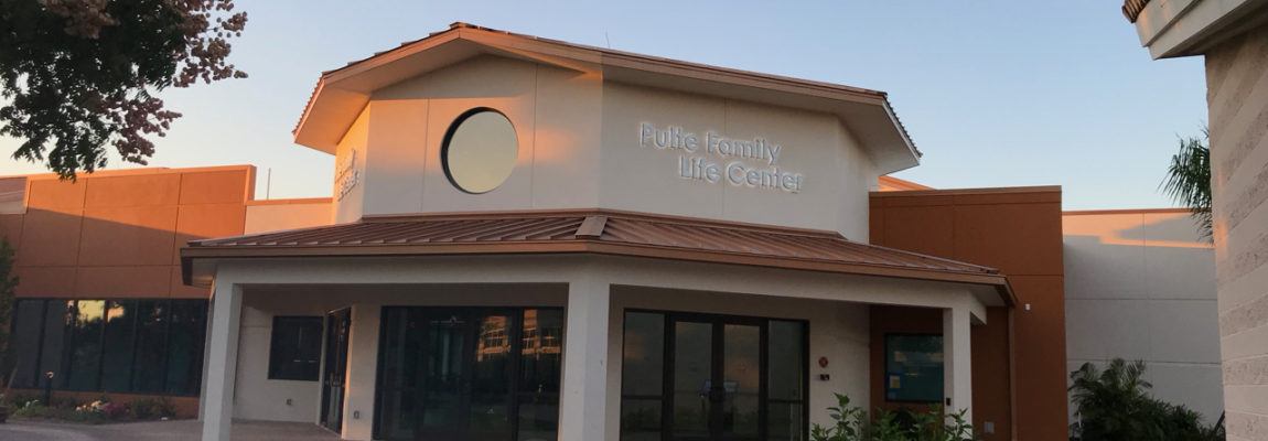 Mark Your Calendars: Pulte Family Life Center Opening Ceremony
